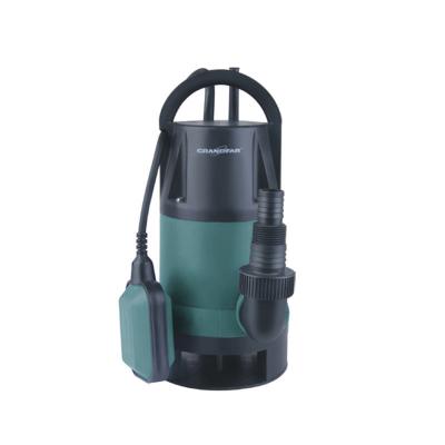 Дренажный насос для грязной воды (с поплавк. выкл.) GRANDFAR GP400F 400Вт (GF1074)