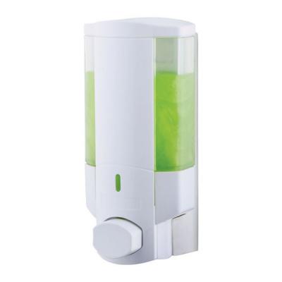 Дозатор для жидкого мыла настенный STORM EXCELLA 1 WHITE (ST0055)