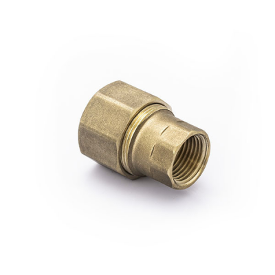Врезка для трубы усиленная GEBO 22 мм*1/2 (KR2711)