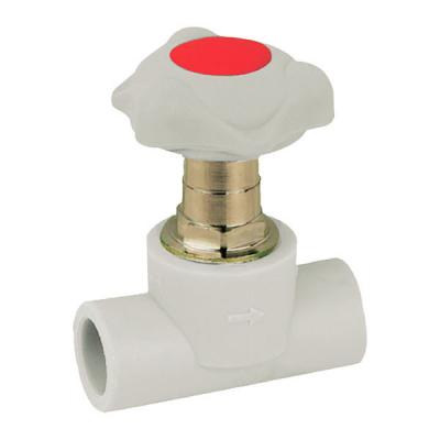 Кран вентильный полипропиленовая для PPR трубы KOER 63 K0188.PRO (KP0242)