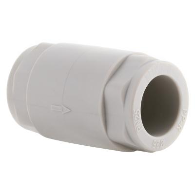 Обратный клапан полипропиленовый для PPR трубы KOER K0252.PRO 25 PPR (KP2611)