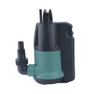 Дренажный насос для грязной воды (с электр. выкл.) GRANDFAR GPE550F 550Вт (GF1088)