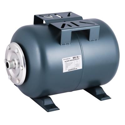 Гидроаккумулятор для насосных станций горизонтальный GRANDFAR 24л (GF1154)
