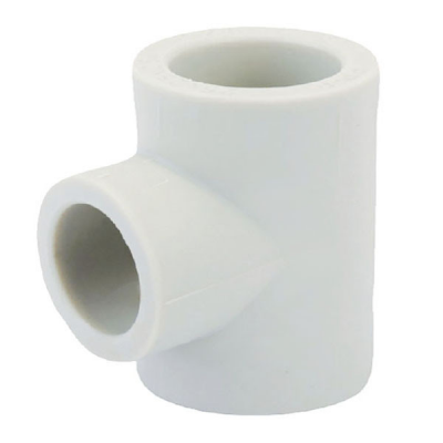Тройник редукционный полипропиленовый для PPR трубы KOER 50x40x50 K0050.PRO (KP0059)
