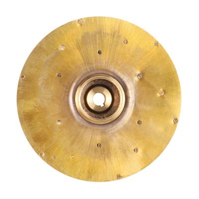 Рабочее колесо для насосов серии JSWm75 impeller (материал - латунь) (GF1191)