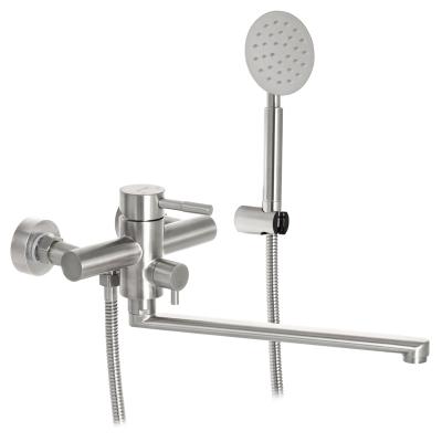 Смеситель для ванны из нержавеющей стали SUS304 MIXXUS SUS-006 (MI2825)