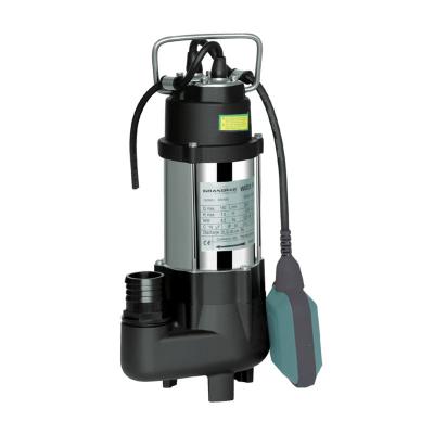 Канализационный насос для грязной воды (с поплавк. выкл.) GRANDFAR GV180F 180Вт (GF1093)