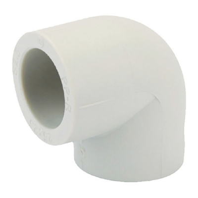 Угол полипропиленовый для PPR трубы KOER 90 20 K0019.PRO (KP0024)