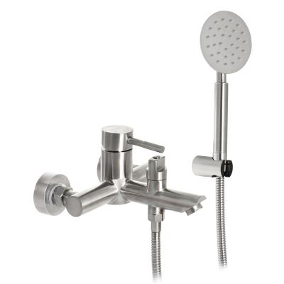 Смеситель для ванны из нержавеющей стали SUS304 MIXXUS SUS-142 (MI2822)