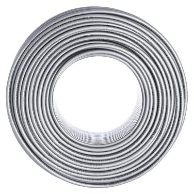 Труба для теплого пола с кислородным барьером KOER PEX-A EVOH 16*2,0 (SILVER) (KR2854)