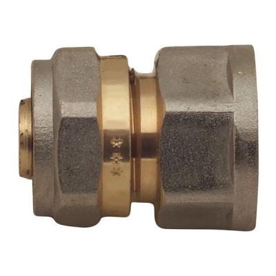 Цанга обжимная для металлопластиковой трубы MASTER 16x1/2F (MA0033)