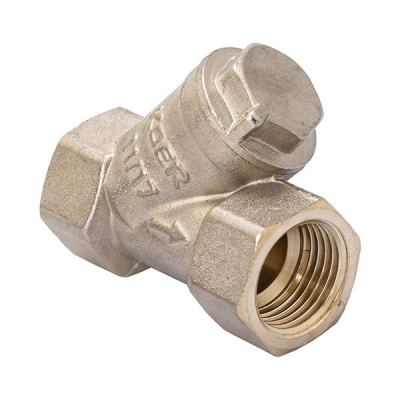 Фильтр грубой очистки латунный KOER 1 (нике