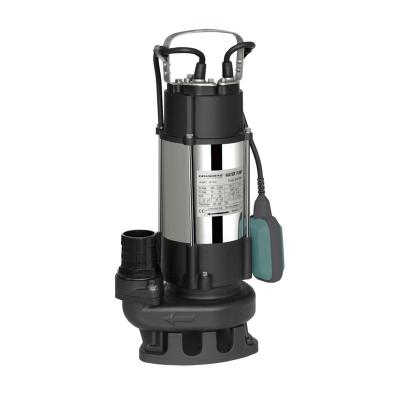Канализационный насос для грязной воды (с поплавк. выкл.) GRANDFAR GV750F 750Вт (GF1096)