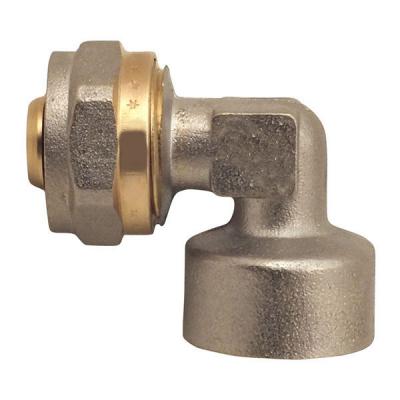 Угол обжимной для металлопластиковой трубы MASTER 16x1/2F (MA0084)