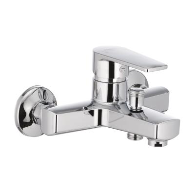 Смеситель для ванны PLAMIX Oscar-009 (без шланга и лейки) (PM0026)