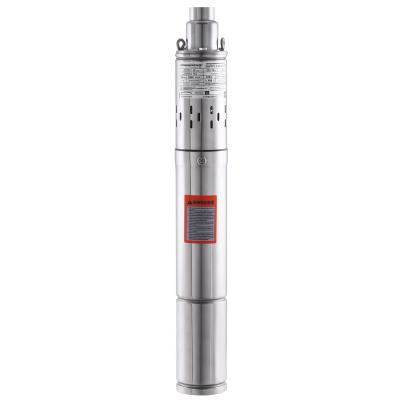 Насос скважинный шнековый 75 мм GRANDFAR 3QGYD1,2-50-0,37 (370 Вт, обмотка-медь) (GF1105)