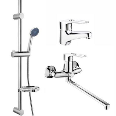 Комплект смесителей для ванной CRON HANSBERG SET-3 (CR0844)