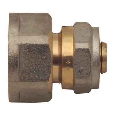 Цанга обжимная для металлопластиковой трубы MASTER 16x3/4F (MA0101)