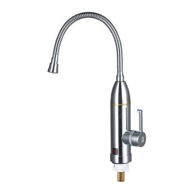 Проточный водонагреватель ZERIX ELW03-EF (с индикатором температуры) (ZX2775)