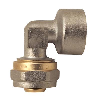 Угол обжимной для металлопластиковой трубы MASTER 26x1F (MA0093)