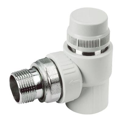 Кран термостатический угловой KOER K0149.PRO 20x1/2 PPR (KP0189)