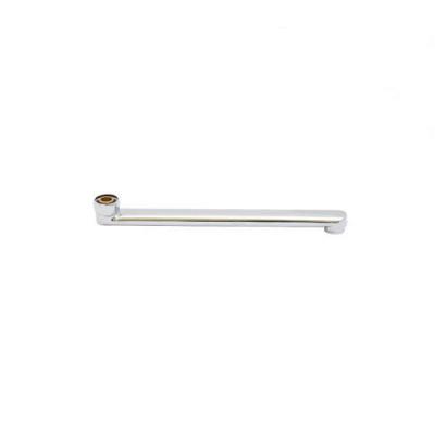 Излив (гусак) для ванны плоский HAIBA M7230F (30 см) (GU0004)