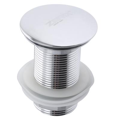 Донный клапан ZERIX LR65 (кнопка) (ZX2985)
